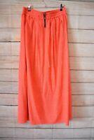 Maison Scotch Skirt A Line Full Gypsy Sz 3 4 Large 12 14 Pink Grey Elastic Waist