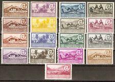 AFRICA OCCIDENTAL 1950 EDIFIL  3/19** SIN FIJASELLOS
