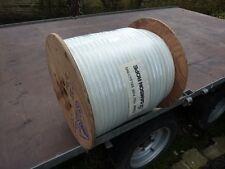 220 METERS 14.3MM SAMSON DOUBLE BRAIDED YACHT ROPE MARINE MIL SPEC