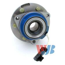 WJB WA512243 Rear Wheel Hub Bearing Assembly Interchage 512243 HA590079 BR930458