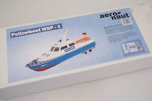 Aeronaut 3059-00 Barca della polizia WSP-1 modellismo