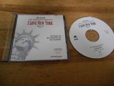 CD Pop Observer - I Love New York (1 Song) Promo TRANSFORMER / DOWN TOWN sc