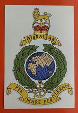 """Royal Marines Pegatina de vinilo 8"""" impreso en vinilo de 7-10 año de tintas Eco Solvente"""