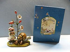 13887. Schneckenkinder - Kindertraum - Käthe Wohlfahrt - mit Karton + Zertifikat