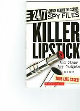 Killer Lipstick : And Other Spy Gadgets Paperback Don Rauf 367 Good