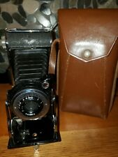Vintage Ansco Agfa Camera Anastigmat Viking Lens with original case