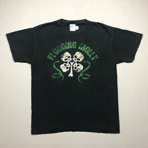 Flogging Molly T Shirt Sz Medium