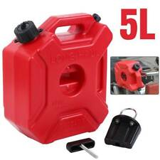 5L Jerry Can Gas Diesel Oil Petrol Fuel Spare Tank Container