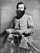 General JEB Stuart *  Large 13 x 19  High Quality Print * Civil War