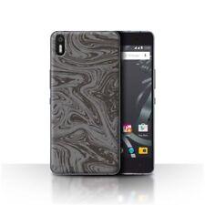 Étuis, housses et coques argentés Pour BQ Aquaris 5 en métal pour téléphone mobile et assistant personnel (PDA)