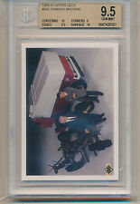 1990 Upper Deck Zamboni Machine (#549) (2-10's/1-9.5/1-9) BGS9.5 BGS