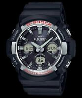 GAS-100-1A G-Shock Watches Resin Band Analog Digital