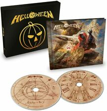 HELLOWEEN Helloween CD Limited Edition 2 Disc Digibook NEW & SEALED 2021