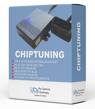 Digitale Chip Tuning Box +25% Idoneo da Vernice per Porsche