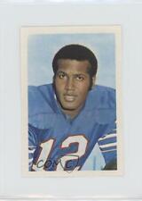 1971 The Wonderful World of Pro Football USA Player Stamps Jim Harris #36