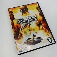 Saints Row 2 PC Game Dvd-Rom Software Complete Free Shipping VG EUC
