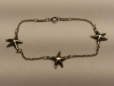 "TIFFANY & CO ELSA PERETTI, MULTI STAR FISH BRACELET, .925 7 1/2"" (18004070)"