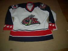Columbus Blue Jackets Youth L/XL Jersey,PERSONALIZED SEWN NAME/NUMBER  $42 More