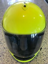 ARAI Motorcycle Full Face Helmet Size XS 6 1/2 to 6 5/8 Made in Japan