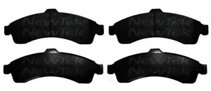 Disc Brake Pad Set Front Auto Extra AXMD882