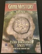 Gamemastery MAP PACK: EXTRA-DIMENSIONAL SPACES PZO4022 Paizo Pathfinder D&D NEW!