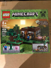 LEGO Minecraft - The First Night (21115) New Sealed in Box Retired