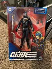 G.I. JOE CLASSIFIED WAVE II, COBRA COMMANDER. New in Box, Never Opened. In Hand!