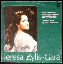 Teresa Zylis-Gara Airs opéras slaves K.Kord 1979 Muza SX 1805 LP NM, CV EX