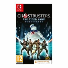 Ghostbusters The Video Game Remastered - Code In Box (Switch)  NEW AND SEALED