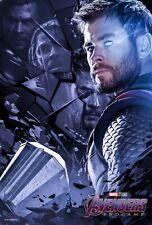 Avengers Endspiel Film Poster - 11 X 17 - Thor Poster (C) Chris Hemsworth