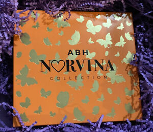 ANASTASIA ABH Norvina Beverly Hills Pro Pigment Palette Vol 3 NEW NEVER OPENED