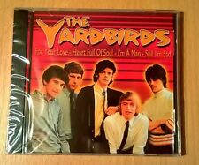THE YARDBIRDS same (CD neuf scellé/sealed) ERIC CLAPTON, JEFF BECK, JIMMY PAGE