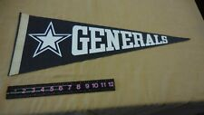 Vintage Generals Pennant