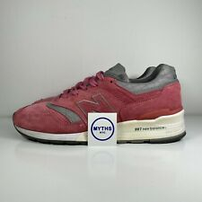 Concepts x New Balance 997 'Rose' NB997 - M997CPT - Size 9.5 - SHIPS NOW