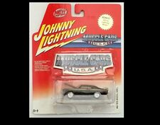 1970 Buick GSX Black  1:64 Johnny Lightning 50151