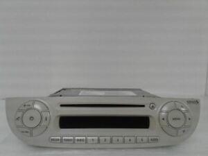 Audio Equipment Radio 2 Door AM-FM-CD-MP3 Fits 12-17 FIAT 500 1301985