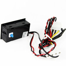 LCD Digital Thermometer Temperature Out/In Doors Car Display Meter Gauge