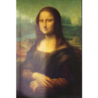 Mona Lisa Jigsaw Puzzle 1000 Pieces Toys Hobbies