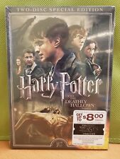 Harry Potter and the Deathly Hallows Part 2 (DVD 2- Disc Special Edition) - NEW