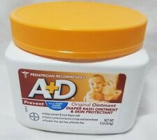Original Diaper Ointment Jar - Prevents& Treats Diaper Rash 1 Pound