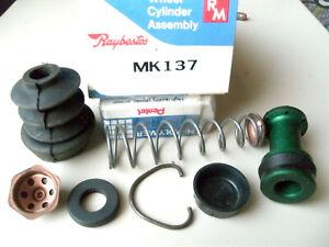 NOS Raybestos MK137 Brake Master Cylinder Kit CJ5 Kaiser Nash Packard Studebaker