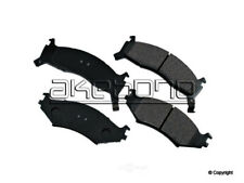 Disc Brake Pad Set fits 1991-1995 Plymouth Acclaim,Voyager Grand Voyager,Voyager