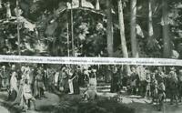 Wunsiedel : Nibelungen auf der Luisenburg -  um 1925       V 2-6