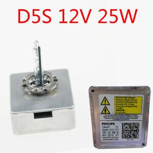 Xenon Headlight Bulb D5S HID Bulb 9285410171 12V 25W For Silverado GMC Audi A3