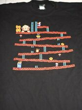 DONKEY KONG t shirt XL video game vintage Nintendo