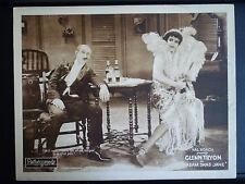 1925 MADAME SANS JANE - SILENT TRANS GAY THEME EXC. COND. LOBBY CARD-  HAL ROACH
