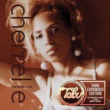 CHERELLE The Woman I am Tabu édition augmentée CD 2013 BONUS PISTES NEUF/scellé