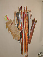 8 bow traditional archery bow rack