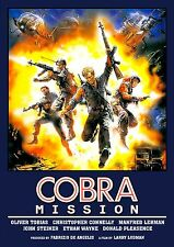 Cobra Mission (aka Operation Nam)(1986) Oliver Tobias & Christopher Connelly DVD