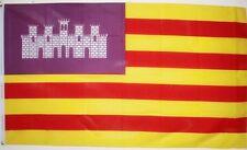 MAJORCA MENORCA IBIZA FLAG 5X3 FEET Balearic Islands SPAIN SPANISH ESPANA FLAGS